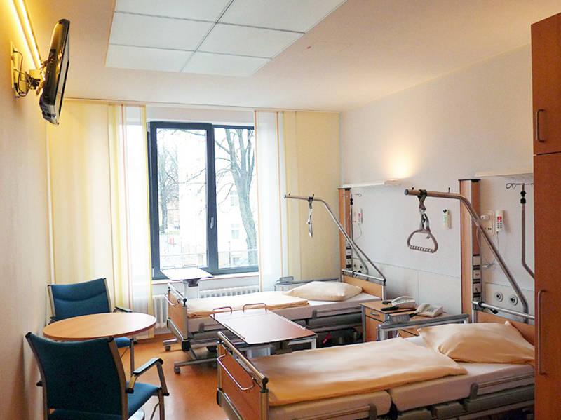 Aufenthaltsdauer Palliativstation